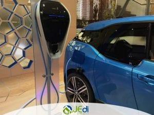 energia carga coche electrico