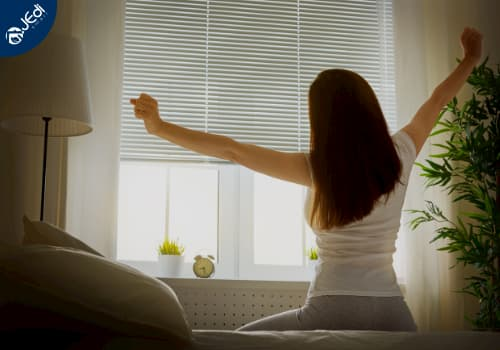 Despertar cortinas
